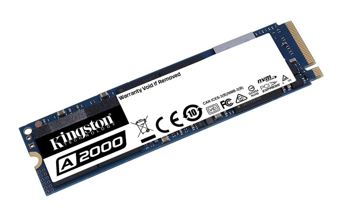 Deal: Kingston 500GB A2000 NVMe SSD available for ₹ 4,999