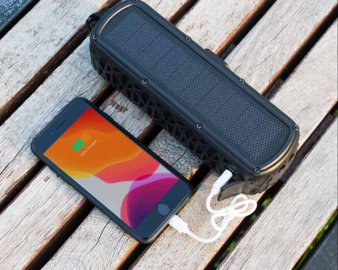 India launches the First Solar Powered Wireless Speaker at from the house of UBON at a price of Rs. 1,699__TechnoSports.co.in