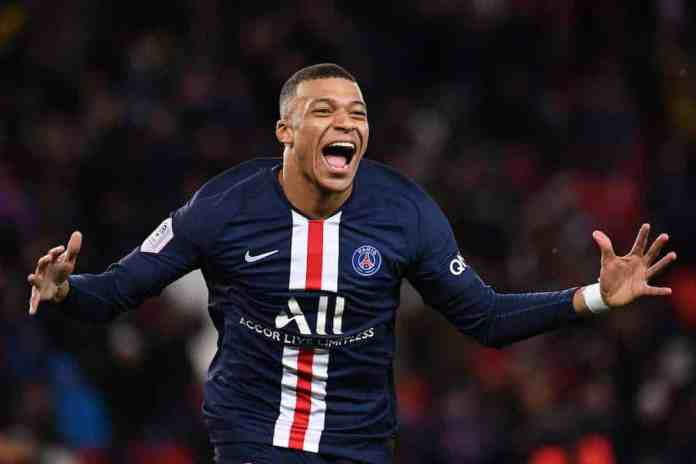 Mbappe wishes to win the Champions League with PSG