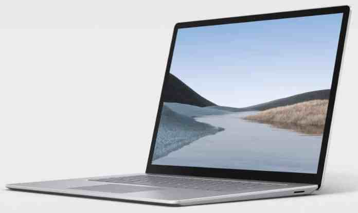 Microsoft's Surface Laptop 4 appears on Geekbench with Intel Tiger Lake