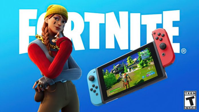Fortnite on Switch now delivers 38% better improvement in Handheld Mode