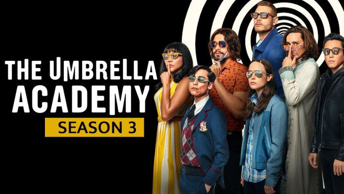 All the details of The Umbrella Academy (Season 3)