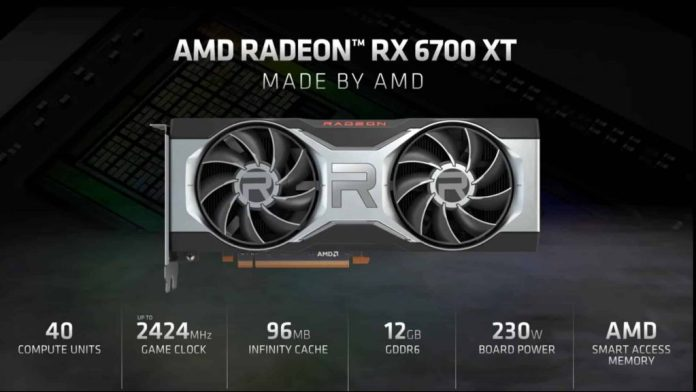 Is the AMD Radeon RX 6700 XT a good deal at $479?