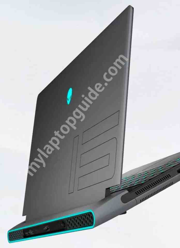 Dell Alienware M15 R5 with AMD Ryzen 7 5800H & GeForce RTX 3060 completely leaked
