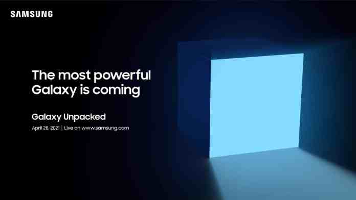Galaxy Unpacked Event on April 28th: Everything you need to know