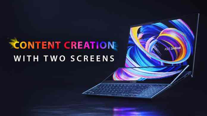 ASUS, ZenBook Pro Duo 15 OLED & ZenBook Duo 14 with Intel Tiger Lake CPUs launched in India