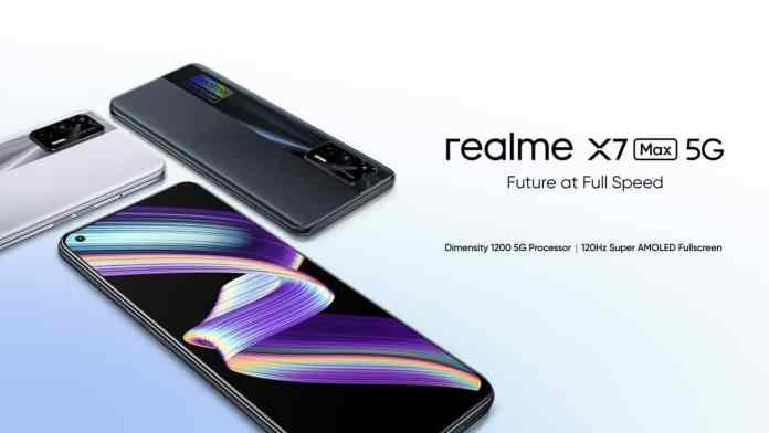 Realme X7 Max 5G launched in India with Dimensity 1200 SoC and 64MP camera