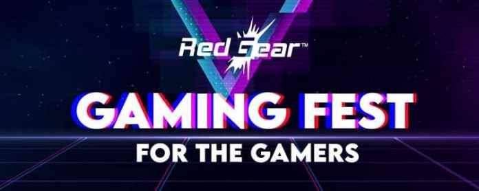 Redgear Gaming Fest is on, get accessories at discount_TechnoSports.co.in