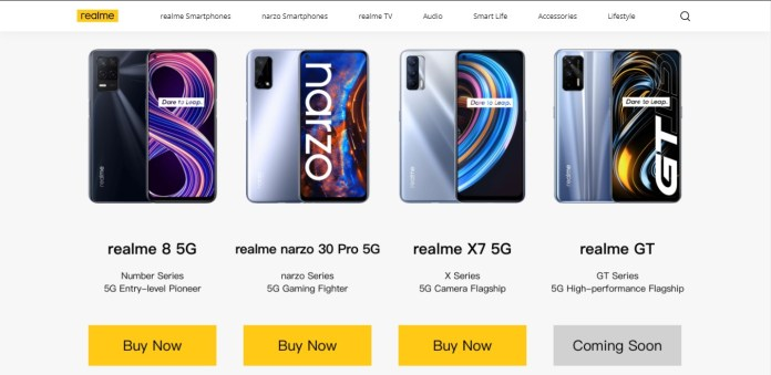 Realme GT with Snapdragon 888 will launch in India: Official