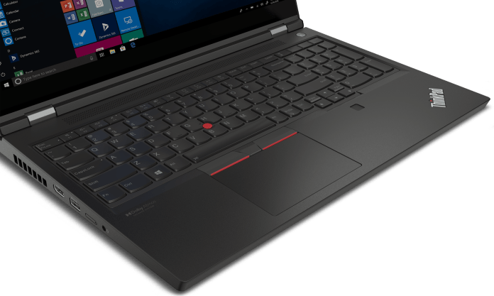 Lenovo ThinkPad P15 Gen 2 arrives with 11th gen Tiger Lake and Xeon CPUs