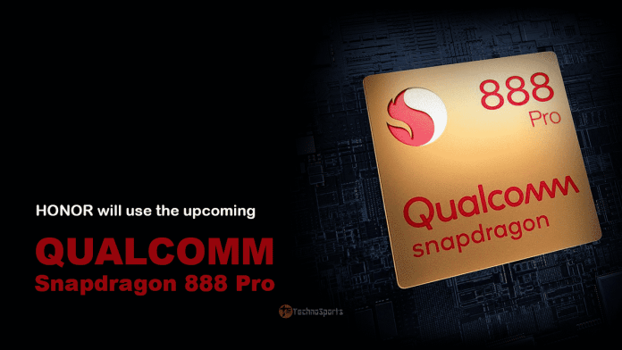 Snapdragon 888 Pro may remain exclusive to HONOR devices