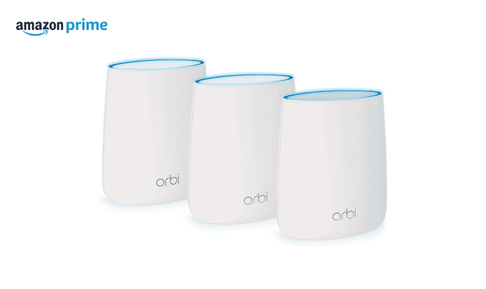 Amazon Prime Day (US): NETGEAR Orbi Ultra-Performance Whole Home Mesh WiFi System is available at $398