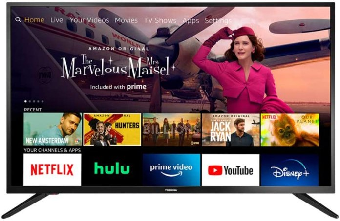 Amazon brings amazing deals on Toshiba Fire TVs before Prime Day