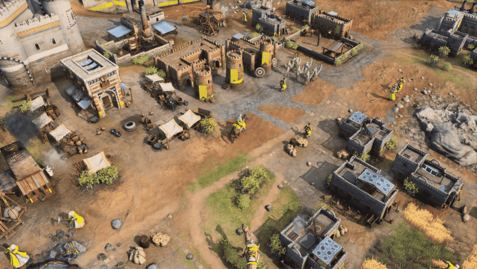 Age of Empires IV coming on October 28, included with Xbox Game Pass