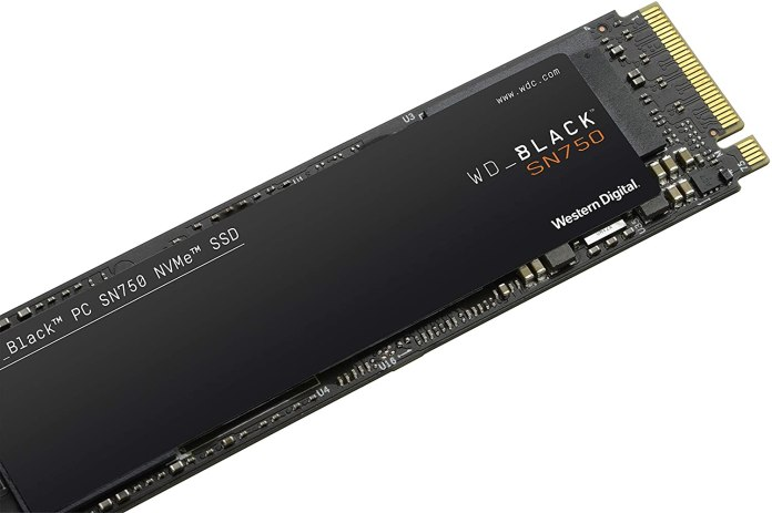 Amazon Prime Day: WD_Black SN750 1TB NVMe SSD now available with over 50% discount