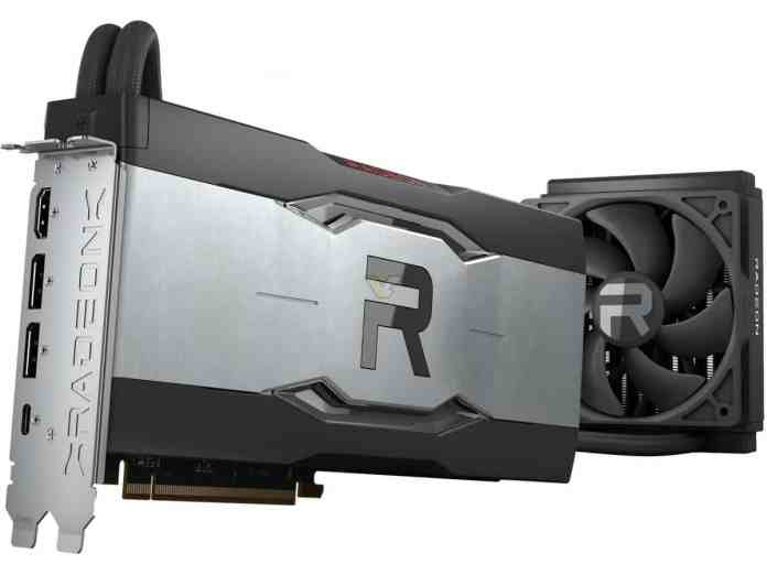 AMD makes the Radeon RX 6900 XT Liquid Cooled Edition official
