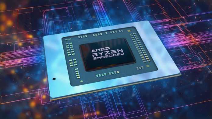 AMD's Ryzen Embedded V3000 chips specifications revealed online