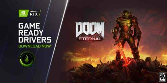 New GeForce Game Ready 471.11 brings support For NVIDIA DLSS in DOOM Eternal, LEGO Builder's Journey, & Rust