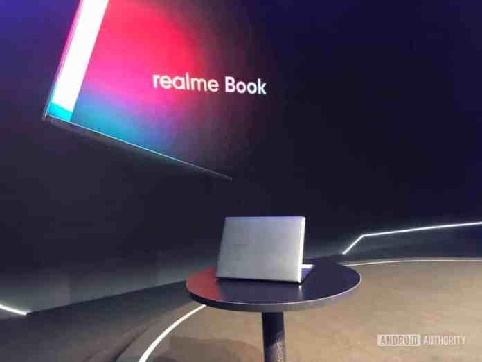 Realme Laptop (Realme Book ) Live images Leaked