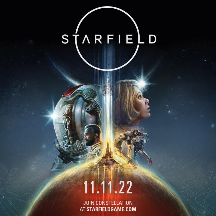 Bethesda's Starfield is launching exclusively on Xbox and PC on November 11th, 2022