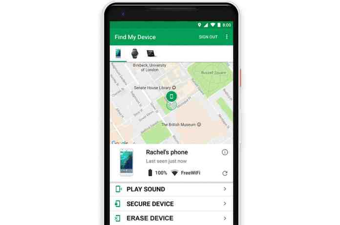 Android might soon get its version of Apple's 'Find My' service