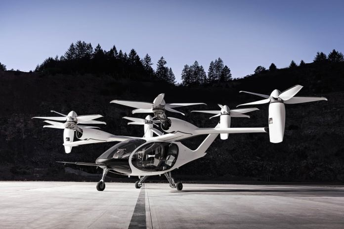 Electric Flying Taxis in the United States