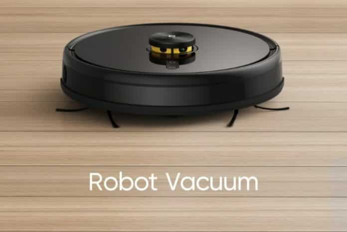 Realme could announce its first Robotic Vaccum cleaner soon
