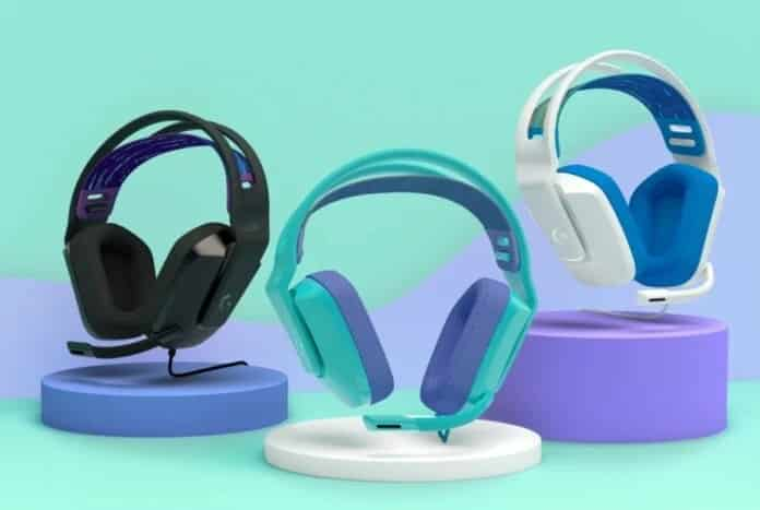 Logitech G335 wired gaming headset announced