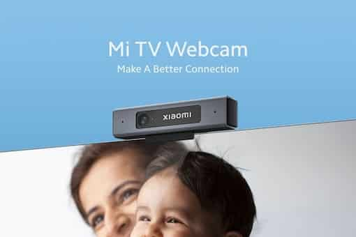 Mi TV Webcam with HD calls support announced in India