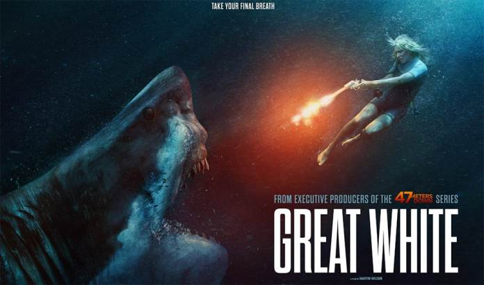 """""""Great White"""": The trailer has been released for the incredible Shark Film"""