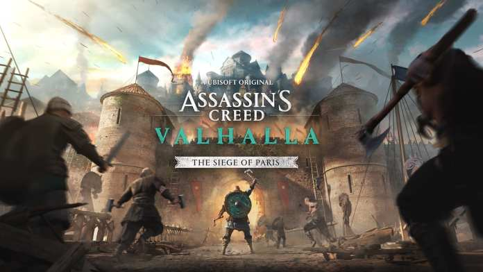 Assassin's Creed Valhalla's roadmap unveiled: Siege of Paris Expansion coming soon