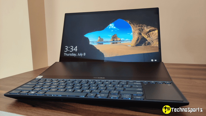 ASUS ZenBook Pro Duo 15 OLED (UX582) review: A delight for productive users