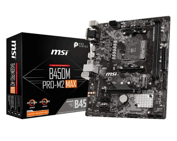 All the deals on MSI B450 motherboards on Amazon Prime Day