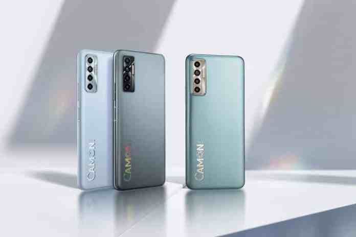 Tecno Camon 17 series with Helio G95 and 64MP camera is coming soon in India