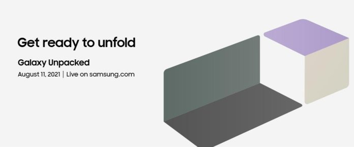 Samsung Galaxy Unpacked Event confirmed on 11th August