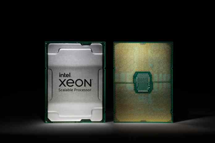 Intel's Xeon W-3300 CPU line up has its specifications listed online