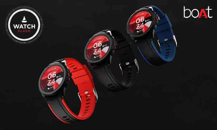 boAt Flash Edition Smartwatch is now available at ₹2,499 on Amazon Prime Day