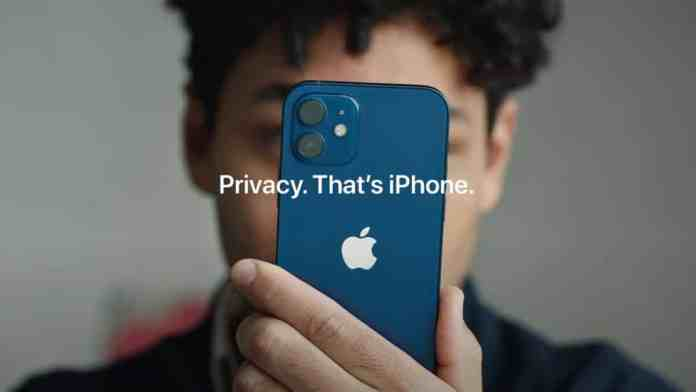 How is Apple's iPhone privacy feature helping Android and Facebook?