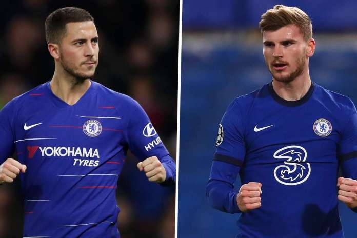 Chelsea is being offered Eden Hazard as Real Madrid is keen to get rid of Hazard