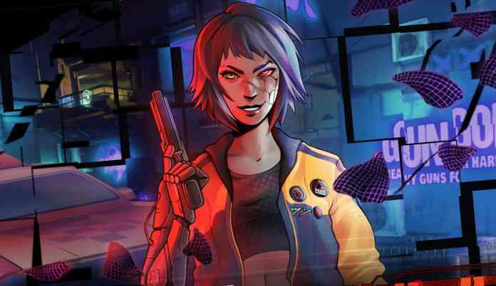 Cyberpunk action game Glitchpunk which is inspired by GTA 2 hits early access on11th August