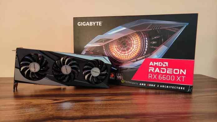 Gigabyte Radeon RX 6600 XT Review - 16_TechnoSports.co.in