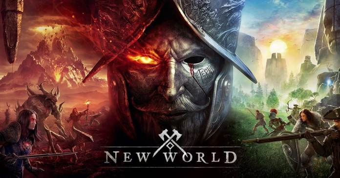 Amazon's New World MMO's latest beta will arrive on September 9