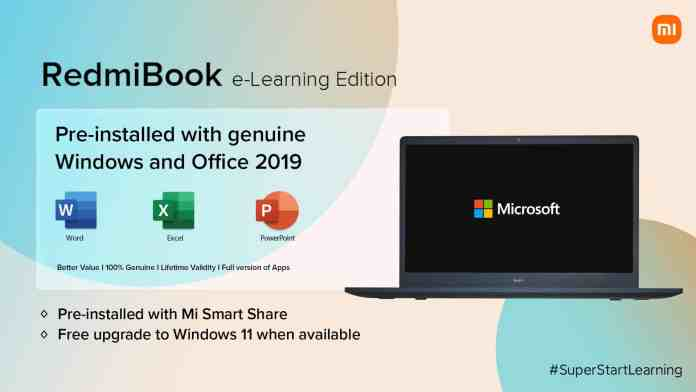 RedmiBook e-Learning Edition - 5_TechnoSports.co.in