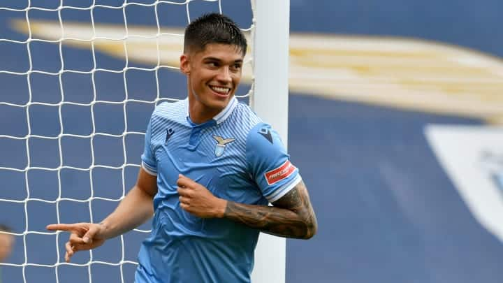 Inter Milan agree signing of Joaquin Correa from Lazio on loan deal with obligation to buy - TechnoSports