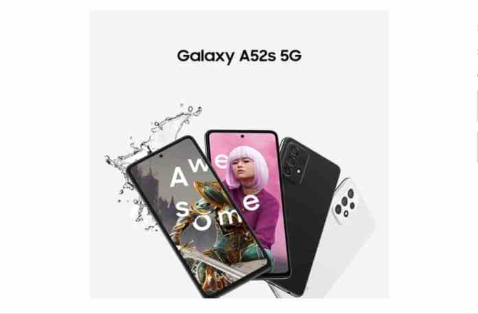 Samsung Galaxy A52s 5G already up for purchase on Amazon India