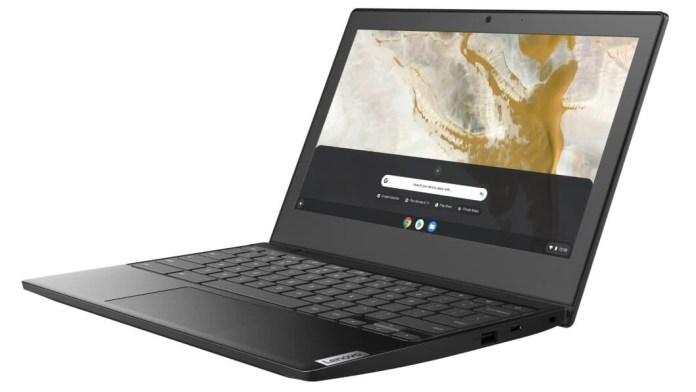 Lenovo launches a new portfolio of IdeaPad Chromebooks for hybrid learning