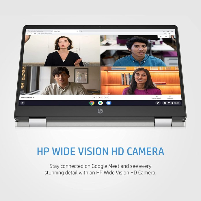 HP Chromebook x360 with FHD display & AMD 3015CE now available for ₹31,990