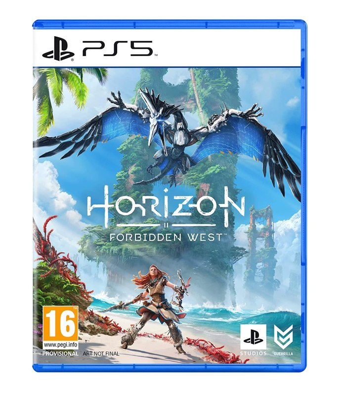 Horizon Forbidden West for PS5 now can be pre-ordered from Amazon India
