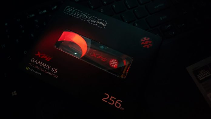 A-DATA GAMMIX M.2 2280 PCI SSD Review - 5_TechnoSports.co.in