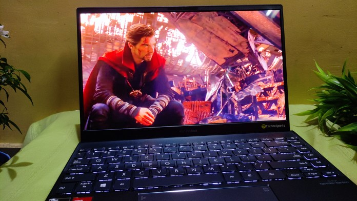 ASUS Zenbook 13 OLED Review - 42_TechnoSports.co.in
